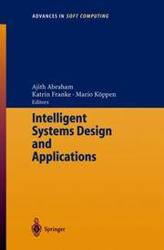 Intelligent Systems Design and Applications (Advances in Soft Computing)