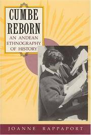 Cumbe Reborn: An Andean Ethnography of History.