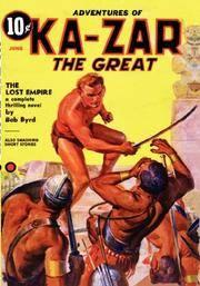 Ka-Zar The Great  Vol.1 No.3