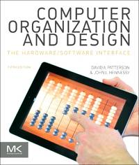 Computer Organization And Design by David A.Patterson - Paperback - from Blue Horizon and Biblio.com