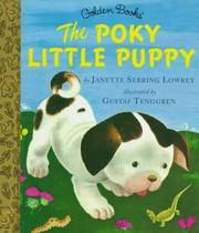 image of The Poky Little Puppy (Little Golden Storybook)