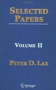 Selected Papers II