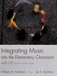 image of Integrating Music into the Elementary Classroom (with CD)