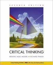 Critical Thinking With Free Student Cd and Powerweb