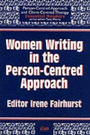 Women Writing In The Person Centred Approach