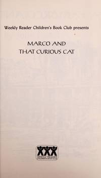 Marco and that curious cat