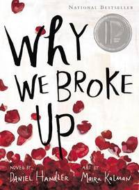Why We Broke Up by  Daniel Handler - Paperback - from Mega Buzz Inc (SKU: Z0316127264Z2)