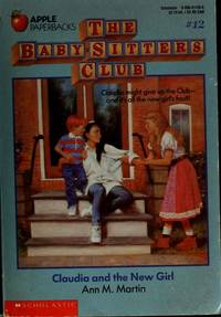 image of Claudia and the New Girl (Babysitters Club # 12)