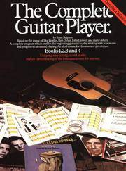 Complete Guitar Player, Omnibus Edition (4 Books)