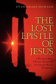THE LOST EPISTLE OF JESUS