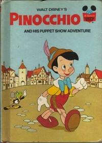 WALT DISNEY'S PINOCCHIO (Disney's Wonderful World of Reading, 10)