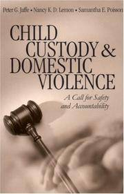 Child Custody and Domestic Violence
