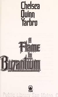 image of A FLAME IN BYZANTIUM