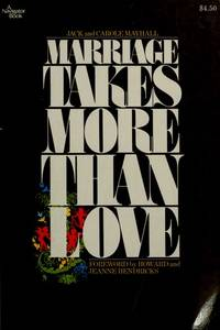 image of Marriage Takes More Than Love