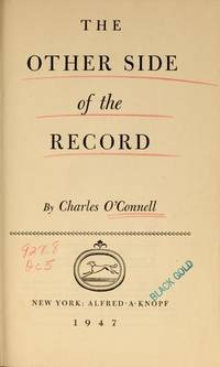 image of The other side of the record