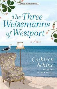 image of The Three Weissmanns of Westport (Thorndike Press Large Print Basic)