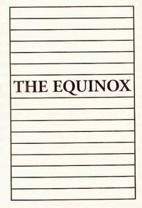 The Equinox (Vol 1)