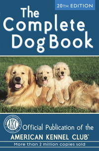 image of The Complete Dog Book: 20th Edition (Complete Dog Book)