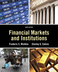 Financial Markets And Institutions By Mishkin Frederic S