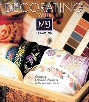 Decorating With MJ Trimming