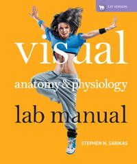 Visual Anatomy & Physiology Lab Manual, Cat Version