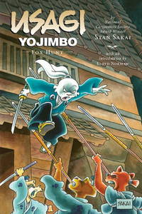 image of Usagi Yojimbo Volume 25: Fox Hunt