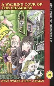 A Walking Tour of the Shambles by  Gene Wolfe Neil Gaiman - Paperback - 2009-02-15 - from Ergodebooks (SKU: DADAX0961035269)