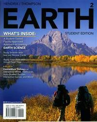 EARTH2 (with CourseMate, 1 term (6 months) Printed Access Card) (New, Engaging Titles from 4LTR...