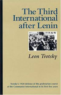 image of The Third International after Lenin