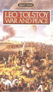 image of War And Peace.