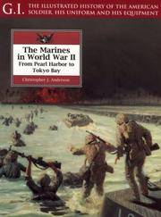 The Marines in World War II  From Pearl Harbor to Tokyo Bay