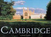Cambridge (The Jarrold Groundcover Series) by  John [Photographer] Curtis - Hardcover - 2000-02-01 - from Polly's Used Books (SKU: 09909)