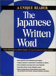 The Japanese Written Word: A Unique Reader