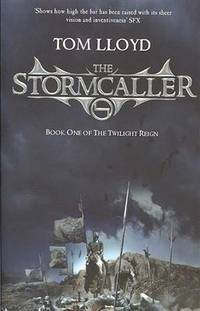 The Stormcaller (The Twilight Reign, Book #1)