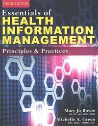 image of Essentials of Health Information Management: Principles and Practices