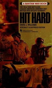 Hit Hard by  David J Williams - Paperback - from Better World Books  (SKU: 17329369-6)