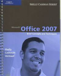 image of Microsoft Office 2007: Brief Concepts and Techniques (Shelly Cashman)
