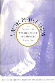 A More Perfect Union: Poems and Stories About the Modern Wedding