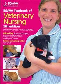 BSAVA TEXTBOOK OF VETERINARY NURSING 5ED (PB 2011)