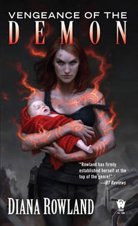 Vengeance of the Demon (Kara Gillian) by  Diana Rowland - Paperback - 2015-04-07 - from M and N Media (SKU: DIAM-ZPRH-9780756408268)