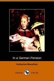 image of In a German Pension (Dodo Press)
