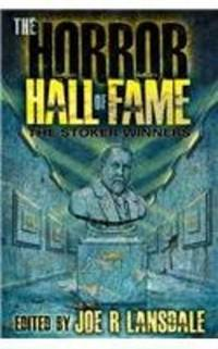 The Horror Hall of Fame The Stoker Winners