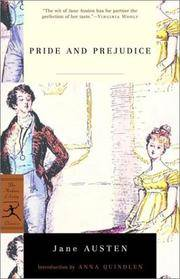 image of Pride and Prejudice