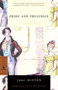 Pride and Prejudice by  Jane; Introduction By Anna Quindlen Austen - Paperback - 2000 - from BWS Bks (SKU: 38772)
