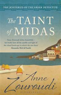 The Taint of Midas (Mysteries of/Greek Detective 2)