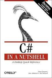 C # in a Nutshell, Second Edition
