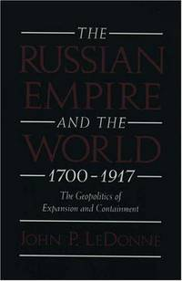 an analysis of the book the russian empire and the world by john ledonne — jewish book world  throughout the russian empire, veidlinger's book breaks new  analysis to show how the new jewish public culture .