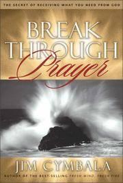 Break Through Prayer