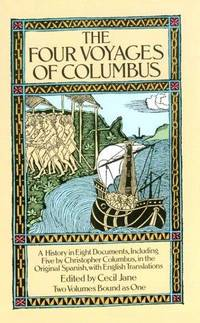 The Four Voyages of Columbus (Dover Books on Travel, Adventure) (English, Spanish and Spanish...