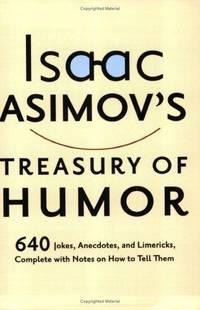 image of Isaac Asimov's Treasury of Humor